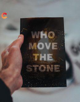 who move the stone
